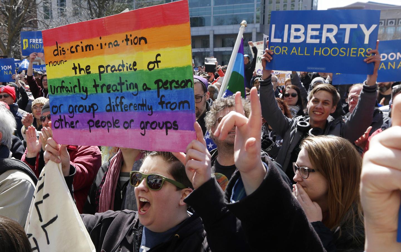 Anti homosexual discrimination